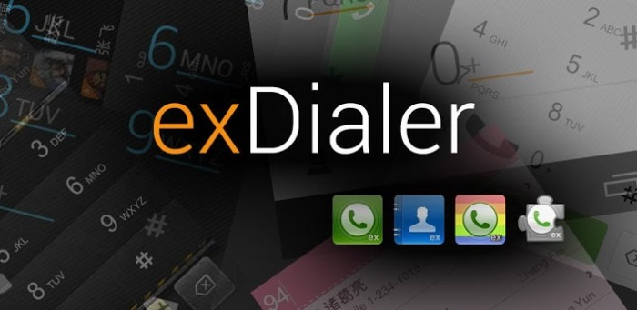 EX dialer