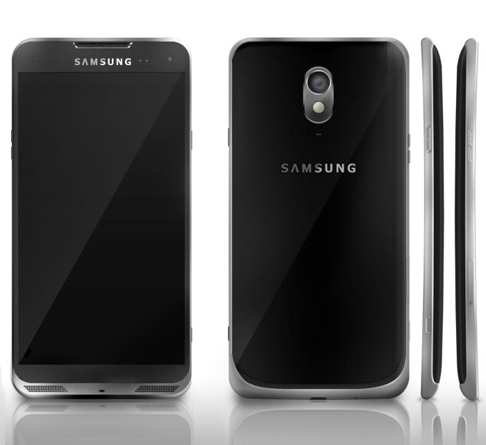 Galaxy S4 concept 2