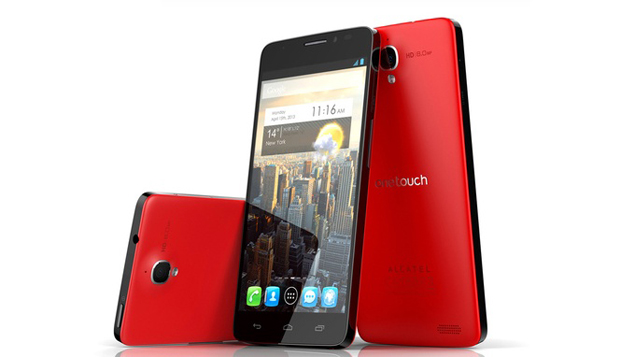 alcatel-one-touch-idol-x-red