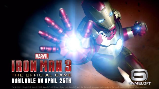 Stiže Iron Man 3 na Android uređaje