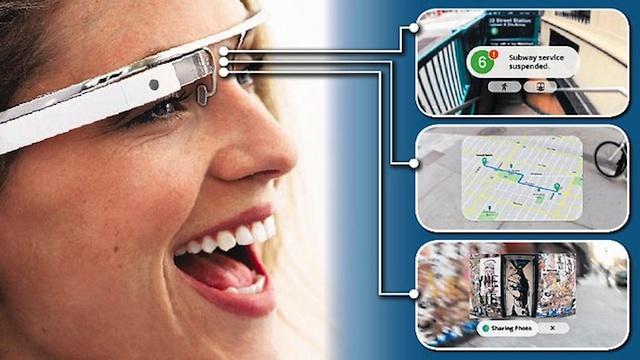Google Glasses Image