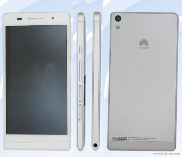 Huawei P6U