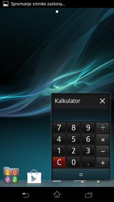 Mini app calculator