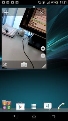 Mini app kamer