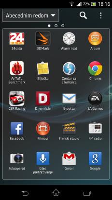 Xperia T UI 03
