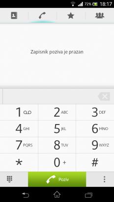 Xperia T UI 05