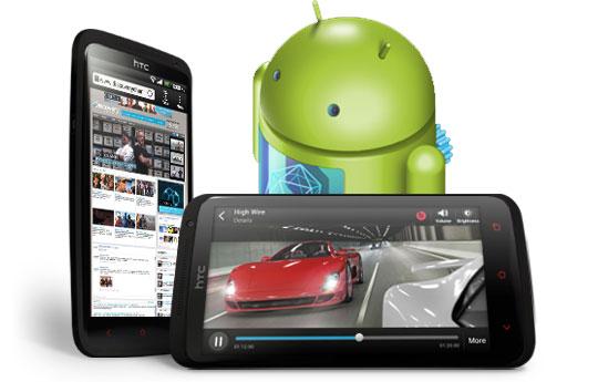 HTC One X+ 4.2.2