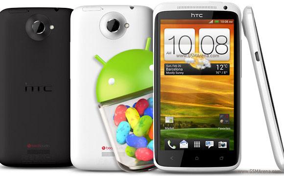 HTC One X 4.2.2