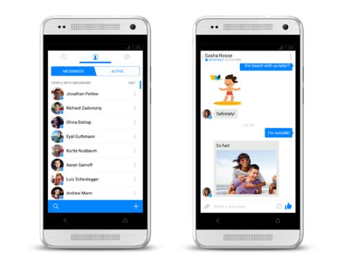Google Play izbor dana: Facebook Messenger 3.0 [aplikacija]