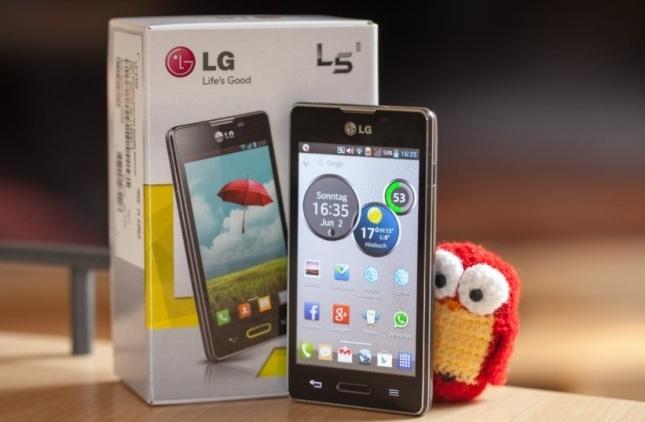 Recenzija: LG Optimus L5 II E460