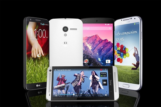 5-hottest-Android-phones