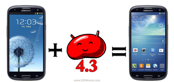 Android 4.3 LTE