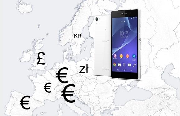 Xperia Z2 cijena