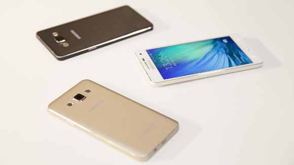 Galaxy A3 i A5